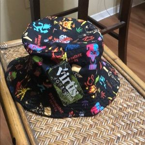 Insane clown posse bucket cap hat new rare icp